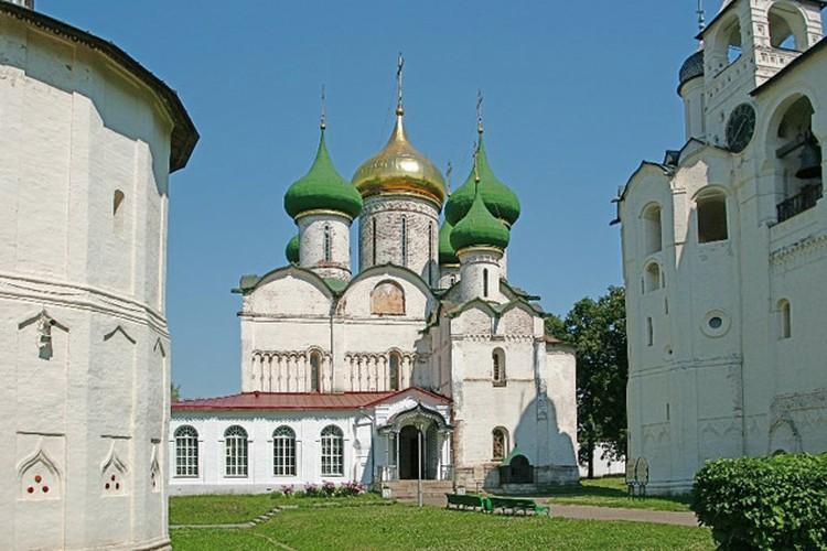 Суздаль. Спасо-Ефимиев монастырь.