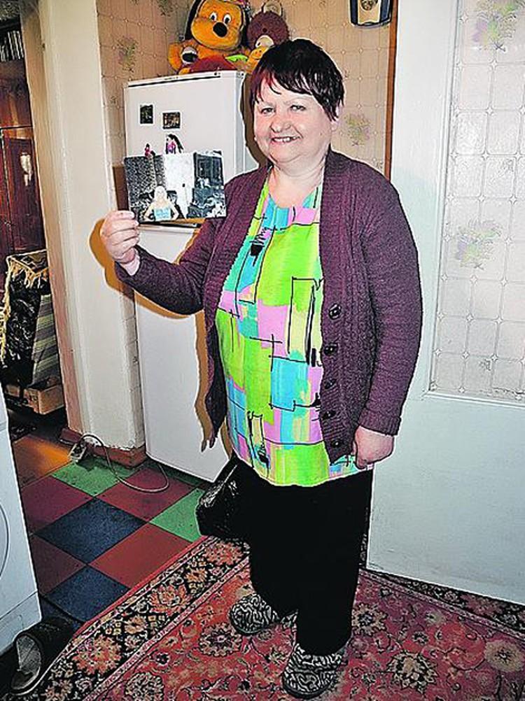 Любовь Белькова попадала в больницу семь раз.