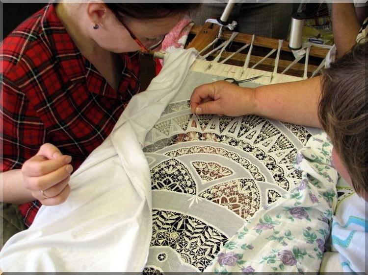 Художественный музей имени И. П. Пожалостина в субботу порадует любителей рукоделия мастер-классом по кружеву.