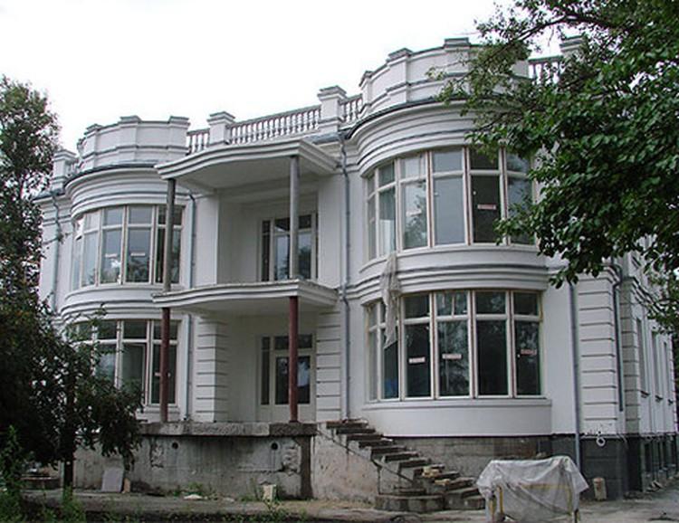 Дворец Петра Порошенко похож на американский Белый дом...