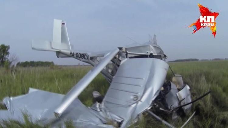 Потерпевший крушение Аэропракт 22L2
