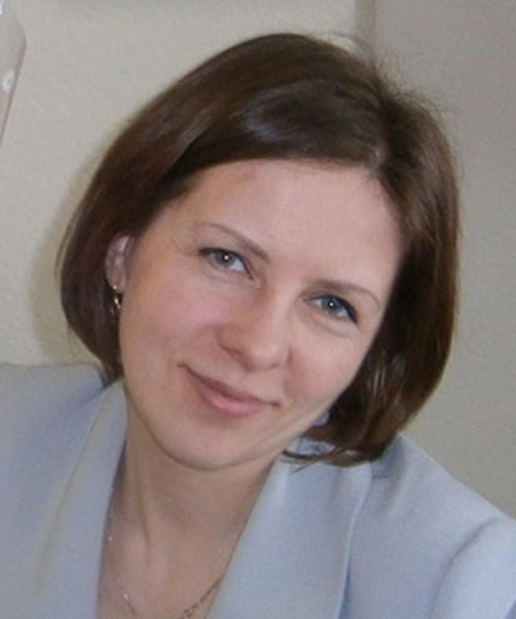 Елена Севец.