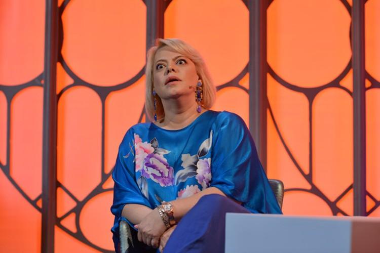 Яна Поплавская слышит голоса. Фото: Телеканал ТВ-3
