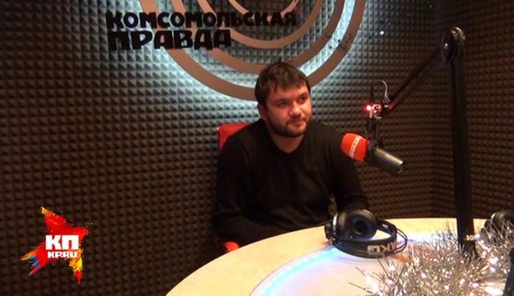 Известный командир ополченцев с позывным «Рязань» Эдуард Гилазов сейчас находится на лечении в Новосибирске., но нашел время посетить радио «Комсомольская правда».