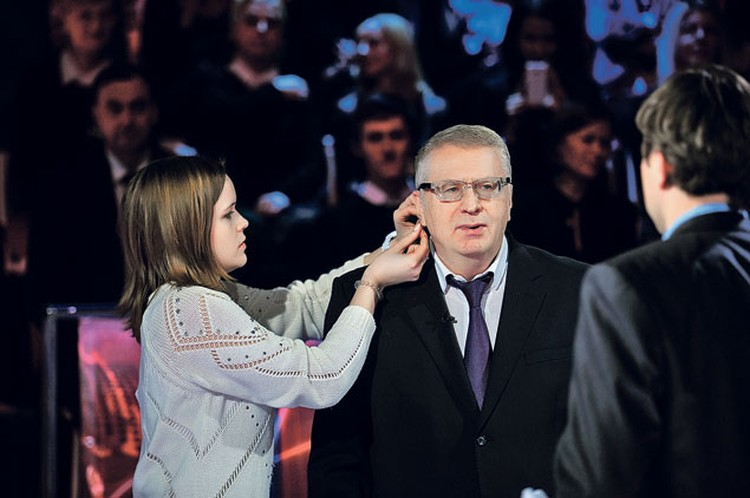 Когда говорит Владимир Жириновский, вы у экрана точно не уснете.