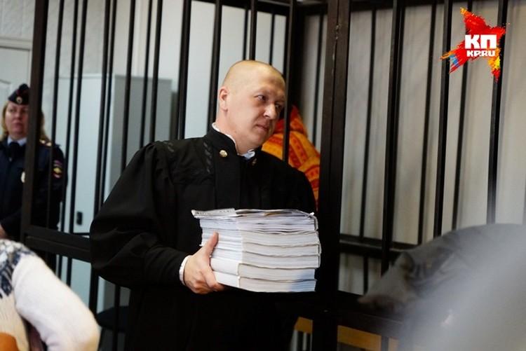 За 10 лет Эдуард Измайлов вынес 10 оправдательных приговоров