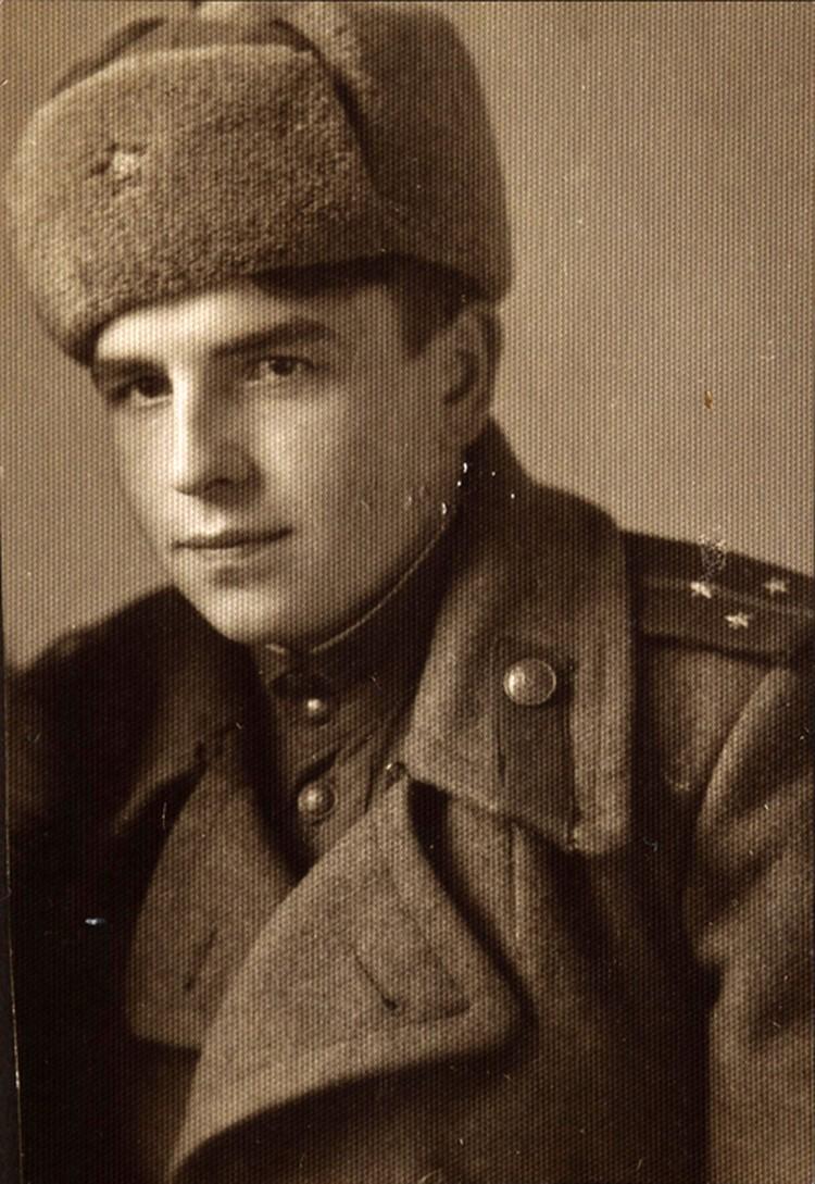 Декабрь, 1944 год. Фото: личный архив.