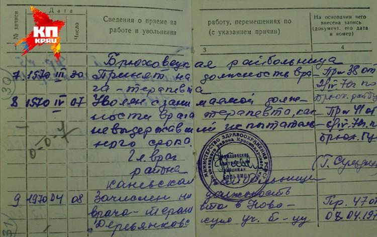 После окончания вуза Волынский успел поработать в нескольких больницах. Фото: материалы уголовного дела