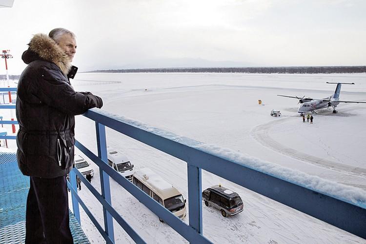 Хозяин Сахалина держался в первых строчках рейтинга самых богатых губернаторов-дальневосточников. Фото: пресс-служба правительства Сахалинской области.