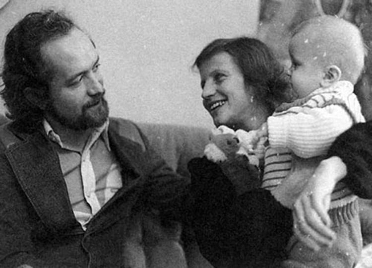 Получается, у Борткевича одновременно родились два сына - знаменитая гимнастка Ольга Корбут родила Ричарда…