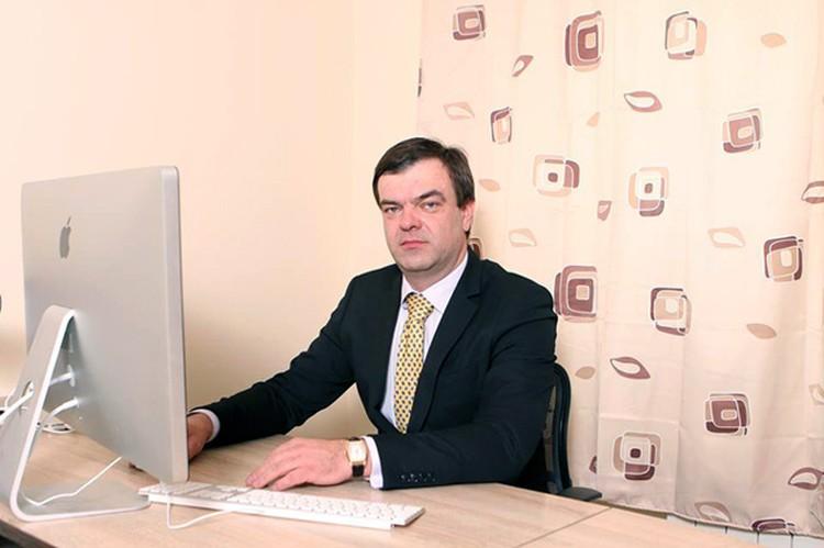 Александр Панов, партнер и генеральный консультант по информационным технологиям компании «Контакт-Эксперт». Фото: личный архив