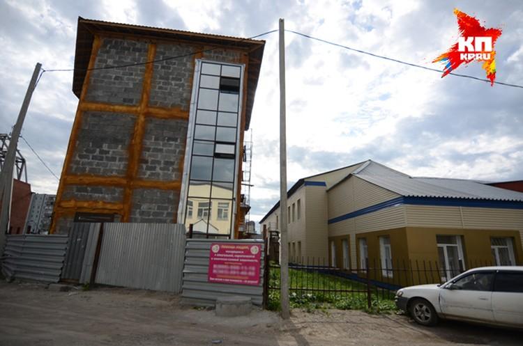 Храм церкви «Исход» могут теперь снести по решению суда как незаконную постройку.