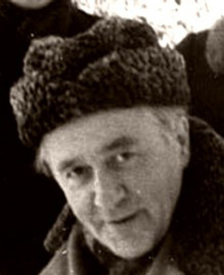 Поэт Цезарь Солодарь. Фото: wikipedia.org