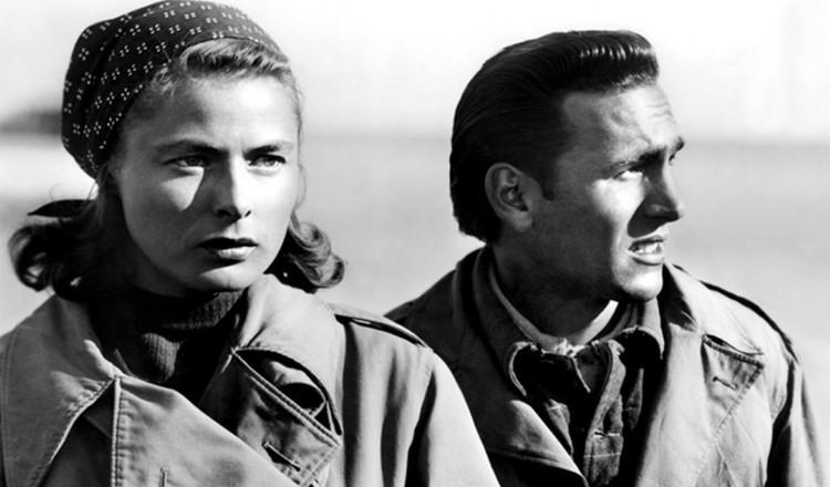 Единственный в ее жизни скандал был связан с тем, что она развелась с мужем-шведом, уйдя к режиссеру Роберто Росселлини