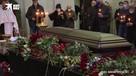 Прощание с бывшим президентом Российской академии наук Владимиром Фортовым