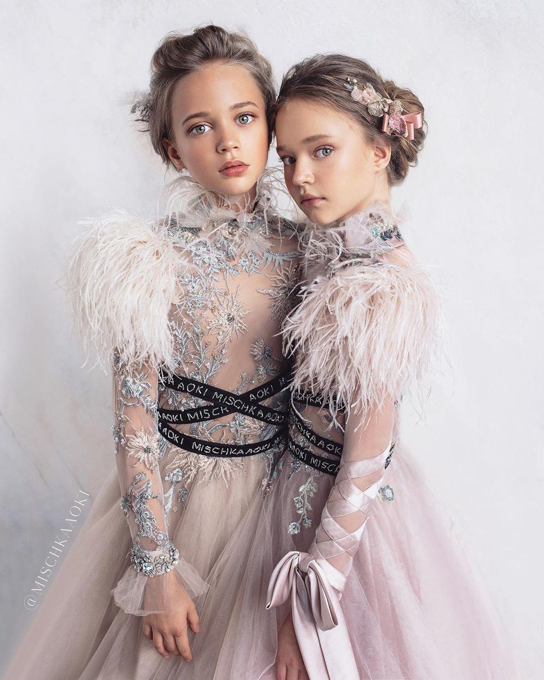 Одна из самых красивых девочек-моделей в мире красноярка Алиса Самсонова