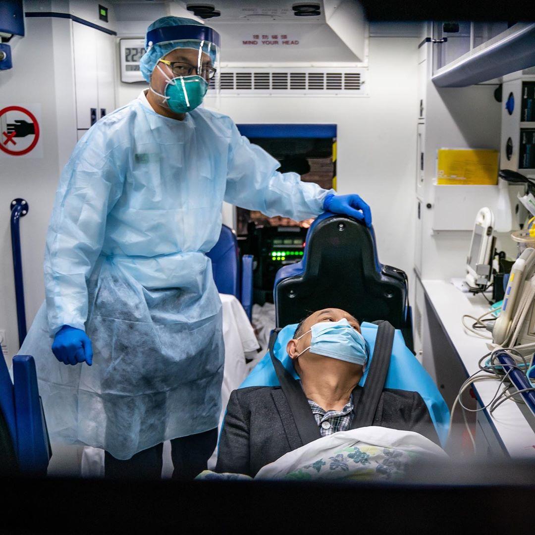 Вспышка инфекции, вызванная коронавирусом нового типа в Китае, набирает обороты