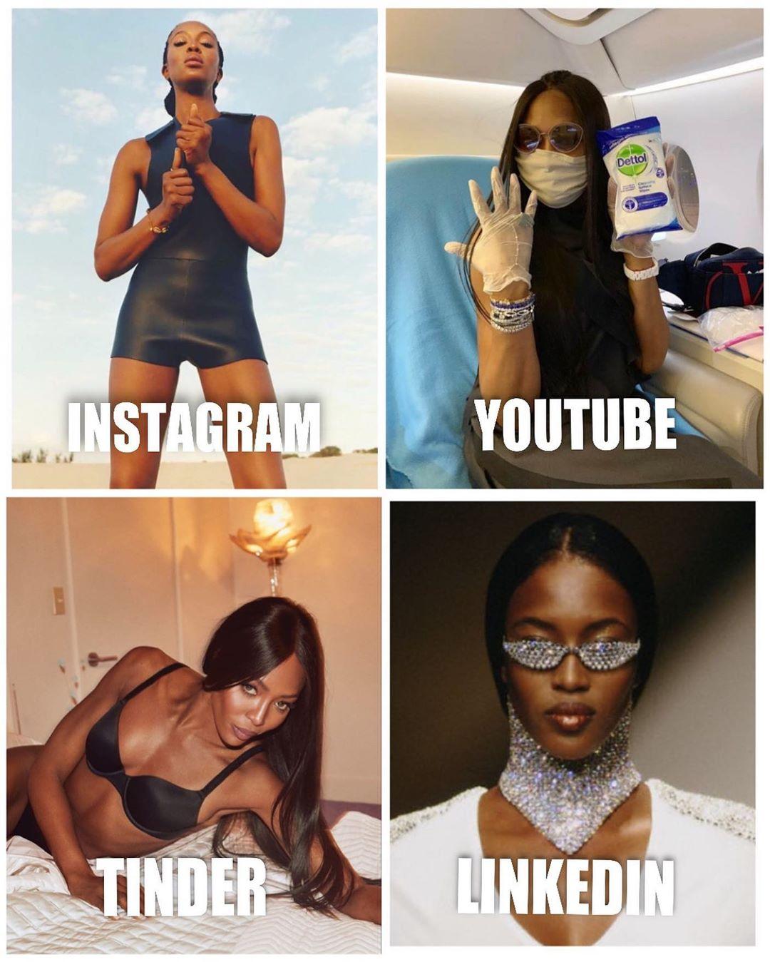 @LinkedIn Naomi #dollypartonchallenge