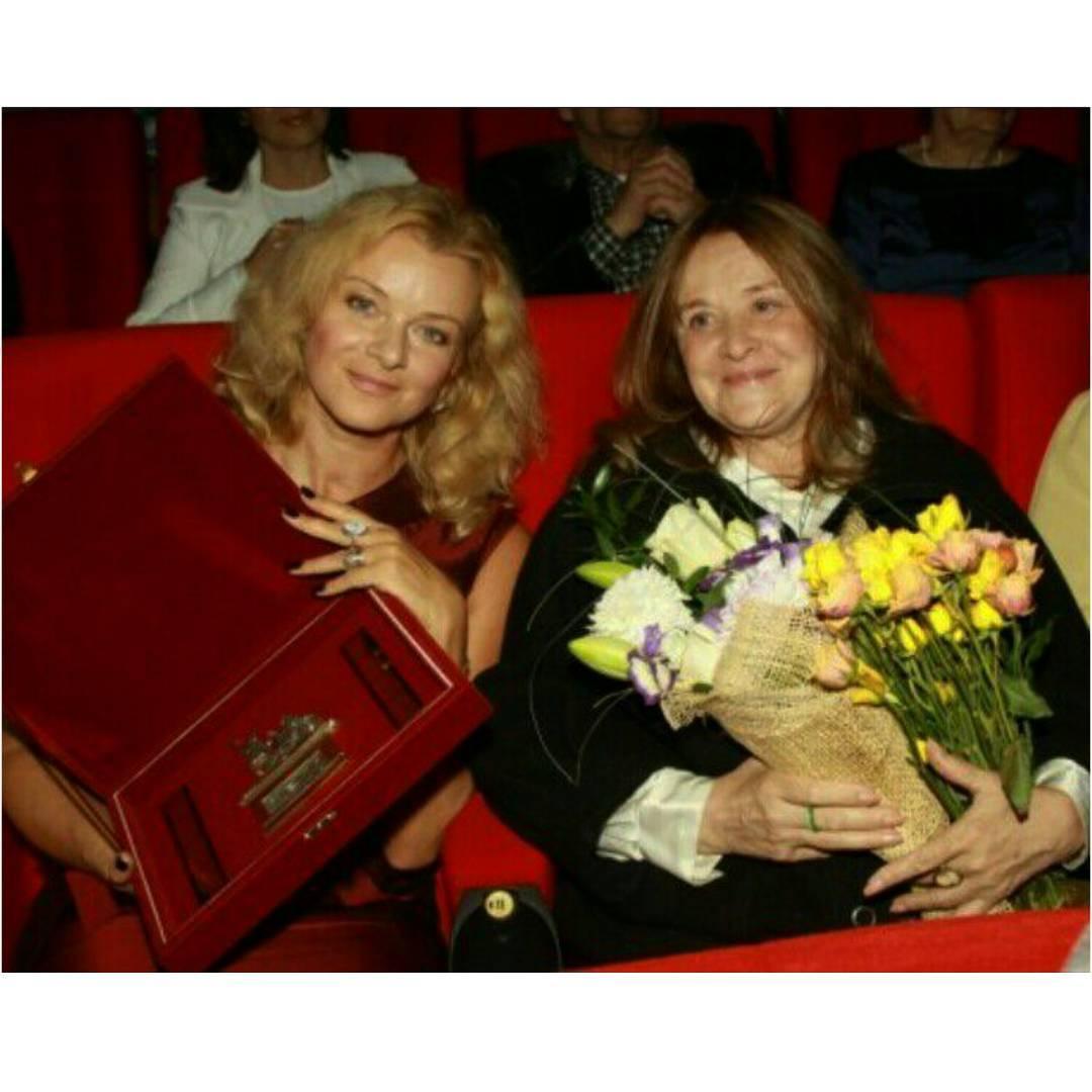 Маргарита Терехова долгие годы страдает от болезни Альцгеймера