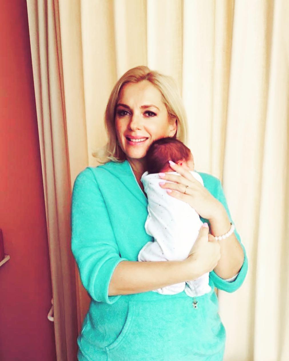 Я очень счастлива сообщить, что в пятый раз стала мамой!!! Это сын!!