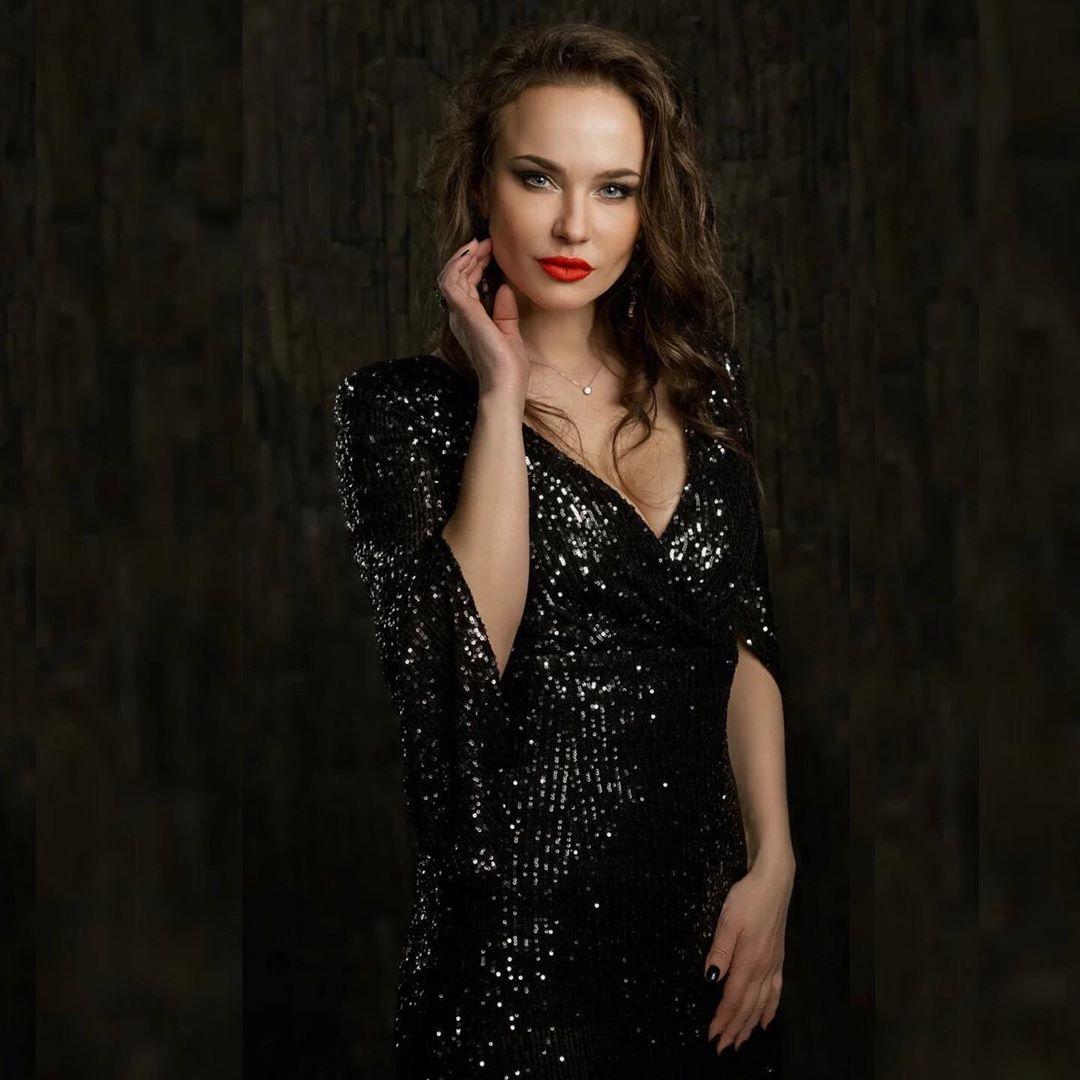 Актриса Мария Берсенева