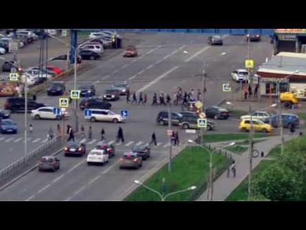 Банальный дорожный инцидент