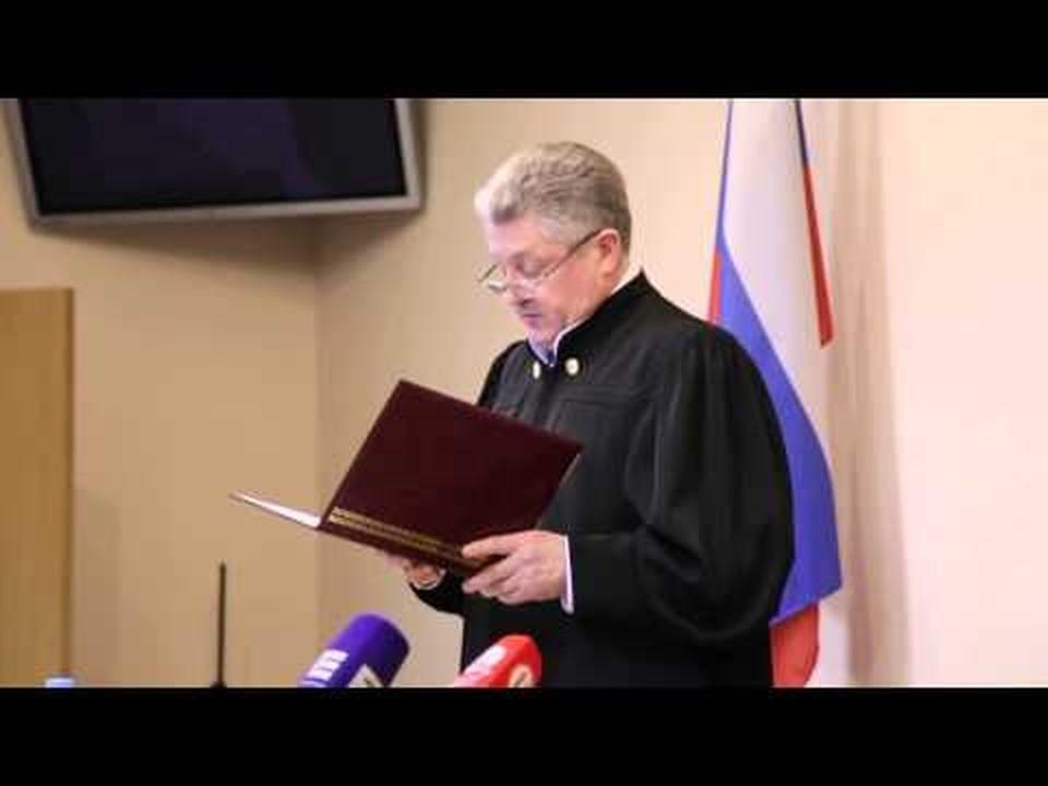 Криминального авторитета Вилора Струганова посадили на 9 лет