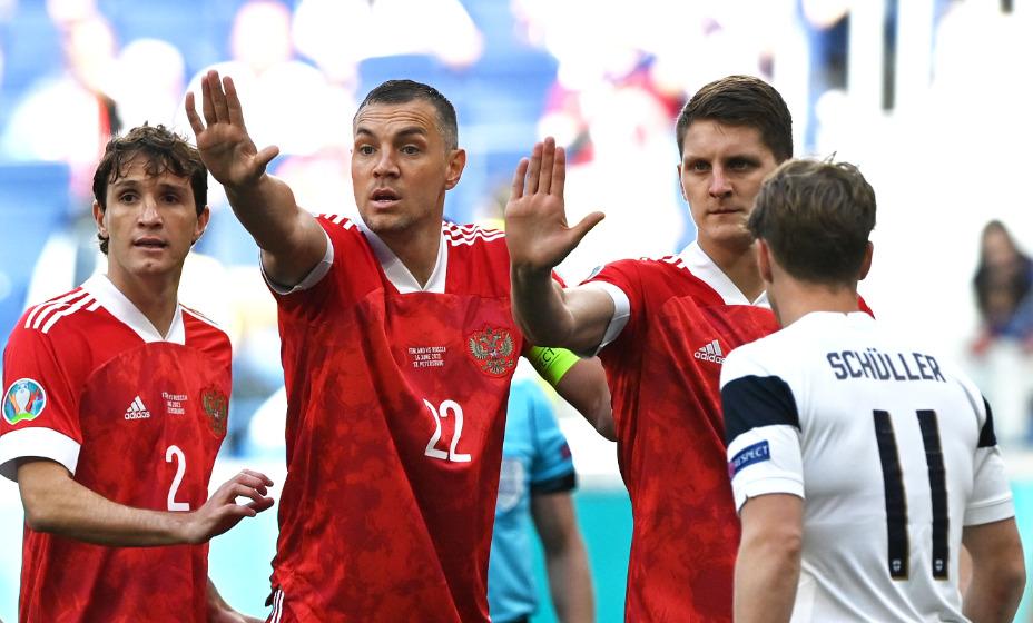 Футболисты сборной России зарабатывают хорошие деньги. Фото: Reuter