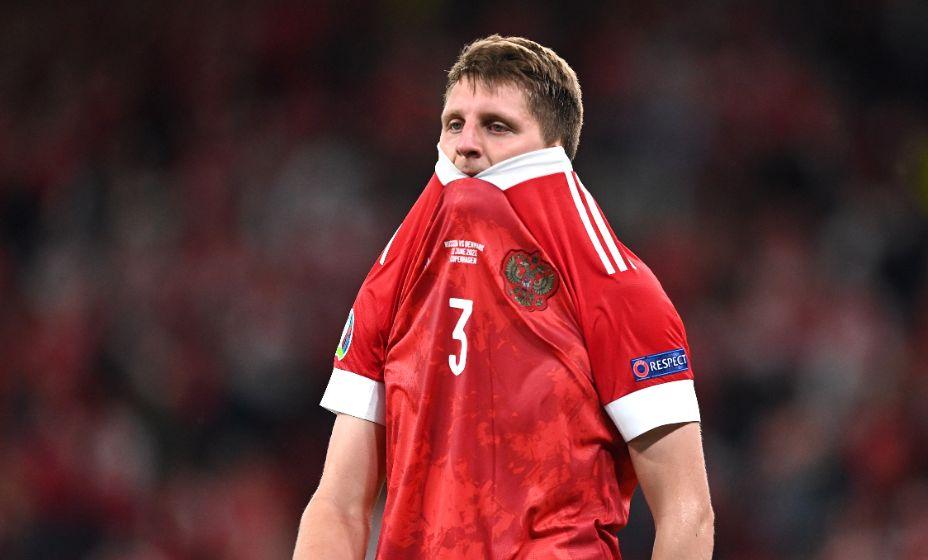 Защитник Игорь Дивеев очень расстроился результатам на Евро-2020, но впереди ЧМ-2022. Фото:  Reuters