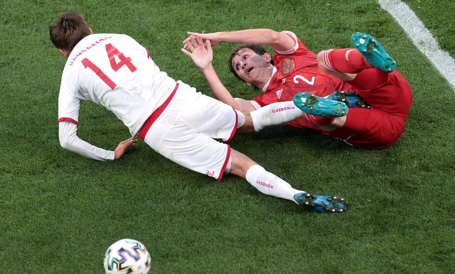 Марио Фернандес бился изо всех сил. Фото: Reuters