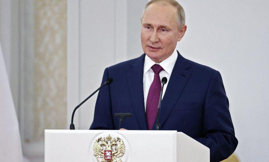 Президент РФ Владимир Путин . Фото:  Global Look Press