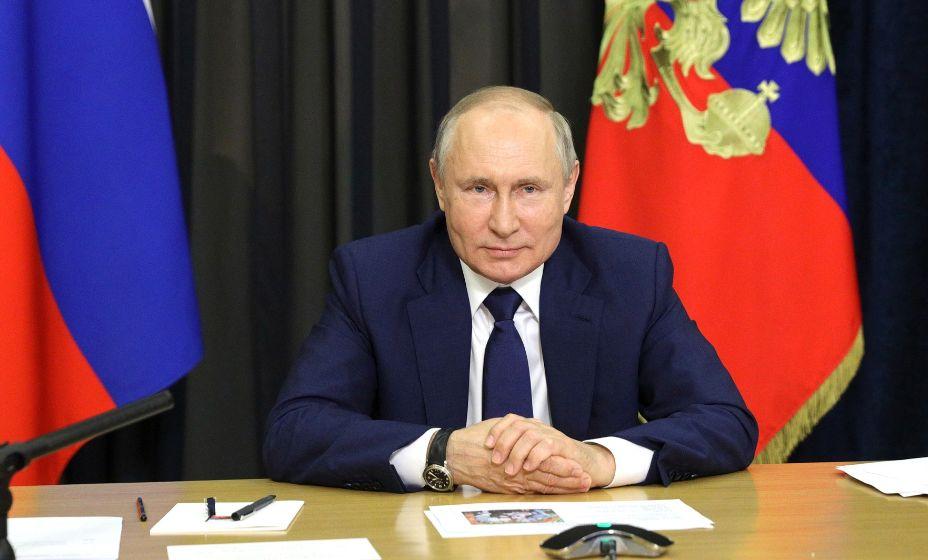 Владимир Путин высказался о скандале на Олимпийских играх в Токио. Фото: Global Look Press