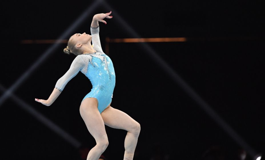 Российская гимнастка Ангелина Мельникова настроена на новые медали. Фото: Global Look Press