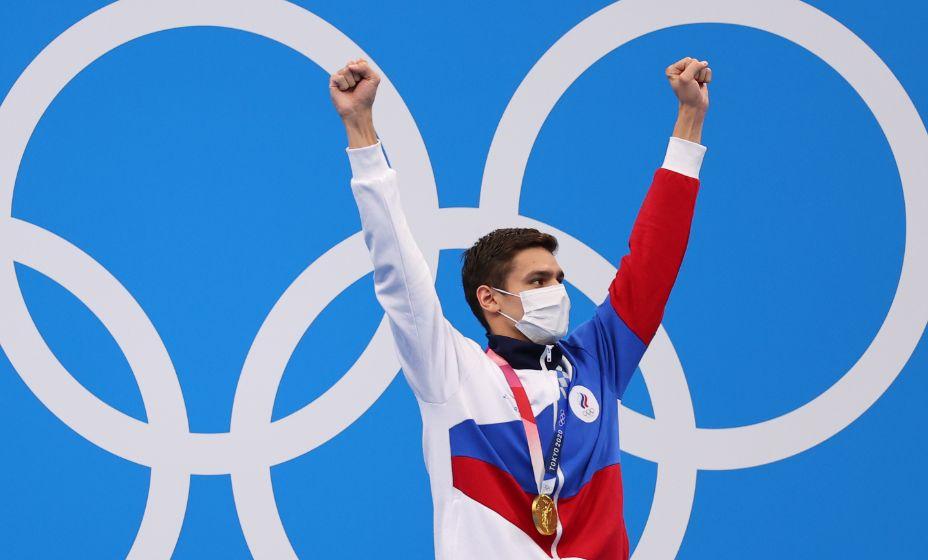 Пловец Евгений Рылов добыл историческую победу. Фото: Reuters