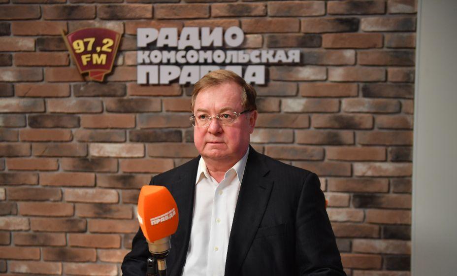Сергей Степашин верит в молодых игроков «Динамо». Фото: Global Look Press