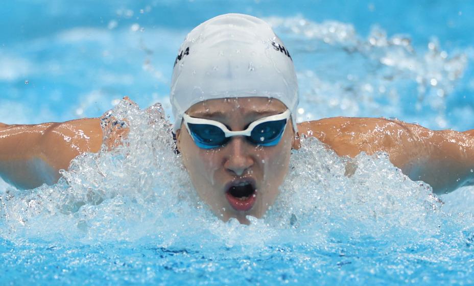 Валерия Шабалина завоевала уже третью золотую медаль на Паралимпиаде в Токио. Фото: Reuters