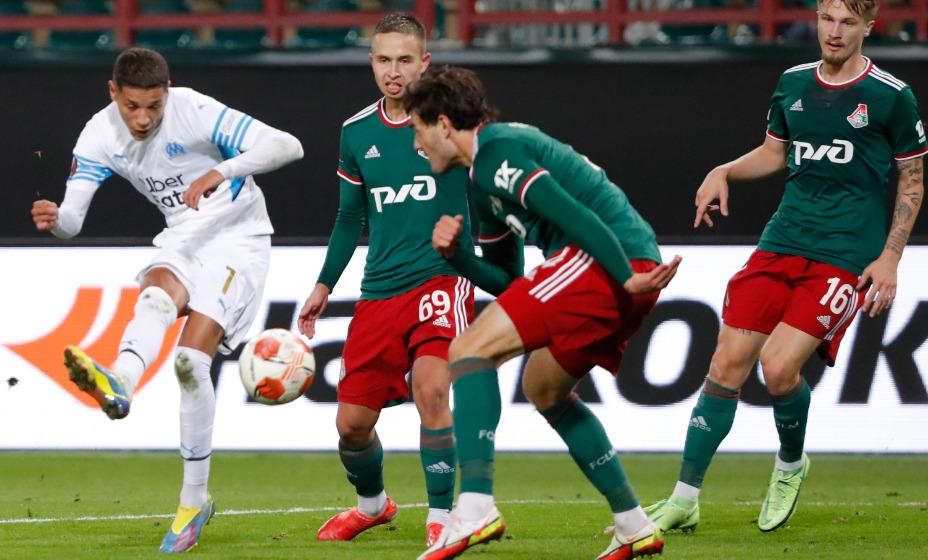 Игроки «Локомотива» сыграли вничью. Фото: Reuters