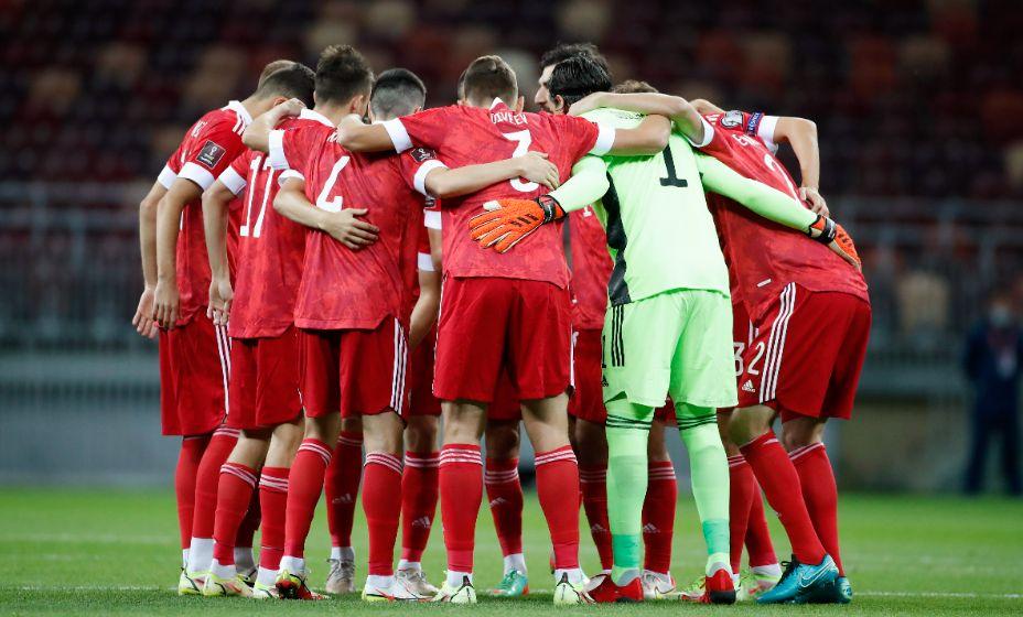 Сборная России настолько едина, что на каждый матч у нее новый капитан. Фото: Reuters