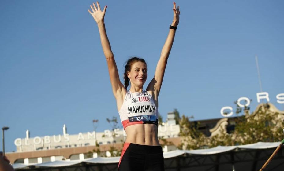Легкоатлетка Ярослава Магучих объяснила новое фото с россиянкой Марией Ласицкене. Фото: Инстаграм Ярославы Магучих