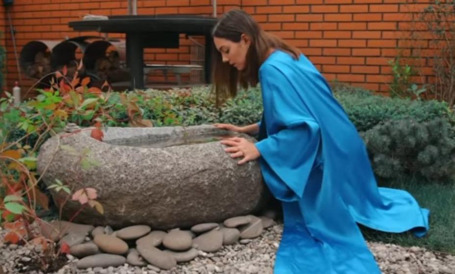 Фигуристка Евгения Медведева обзавелась собственным садом со стилизацией ландшафта в японском стиле. Фото: Скриншот Инстаграм Евгении Медведевой